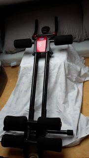 Bauchweg-Fitness-Trainer