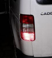 Rücklichter für VW CADDY Baujahr