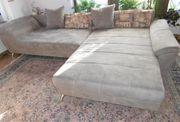 Sofa Couch Wohnlandschaft sehr günstig