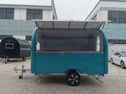 Imbissanhänger Imbisswagen Verkaufswagen 2 8M