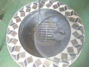 Feuerstelle einmal benutzt wie neu