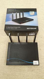 Router Netgear Nighthawk X8