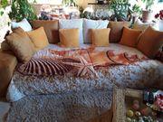 Biete eine XXL Couch