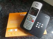Festnetztelefon SIEMENS GIGASET mit AB