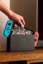 Suche Nintendo Switch nicht Lite