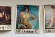 seltene Briefmarken von Posta Romana