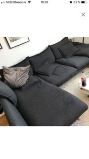 Couch Anthrazit