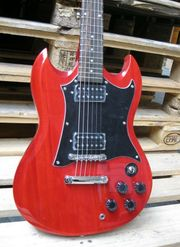 Gitarre E-Gitarre Stratocaster elektrische Gitarre