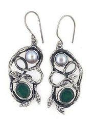 Ohrringe aus 925er Silber mit