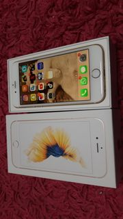i Phone 6s Gold 2018-sehr