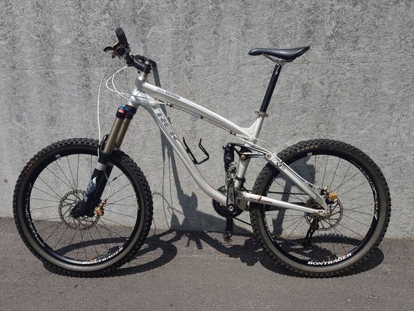 Fahrrad - TREK Remedy 9 - fully