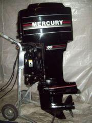60 PS Mercury 2-Takt Außenbormotor