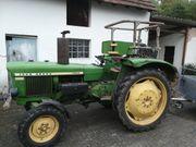 Traktor Schlepper John Deere 920