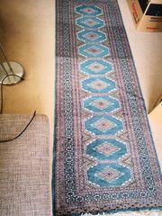 Teppichläufer aus Schurwolle