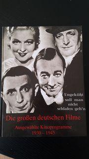 Die großen deutschen Filme -Ausgewählte