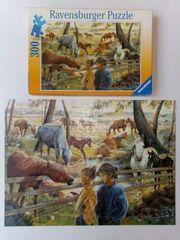 Ravensburger Puzzle 130382 Bei den