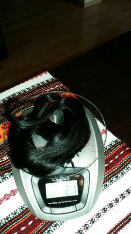 Kosmetik und Schönheit - Slawische Extensions 50 cm Haarverlängerung