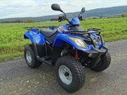 Kymco MXU 250 Quad ATV