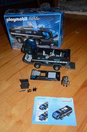 Playmobil 5564 - SEK-Einsatztruck mit Licht