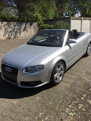 Audi A4 Cabrio 2 0