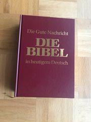 Die Bibel in heutigem Deutsch