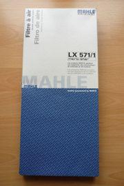 Luftfilter MAHLE LX 571 1