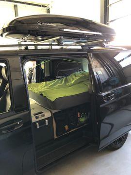 Bett für Campingbus!