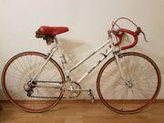Seltenes Damen Rennrad König