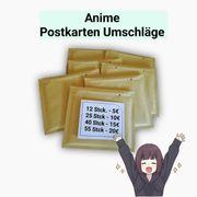 Anime Postkarten Überraschungs-Umschläge