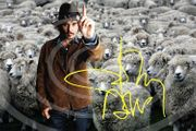 Johnny Depp Kunstdruck 45x30 cm