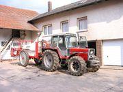 Verschieden landwirtschaftliche Maschinen u Teile