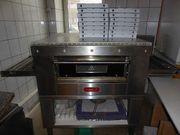 Pizzaofen Durchlaufofen - ZANOLLI Synthesis 1165