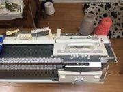 Brother Grobstrickmaschine KH260 mit Lochkarten-Automatik