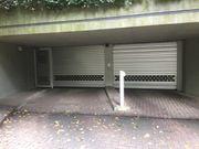 Garagen Stellplatz abschließbar und sauber