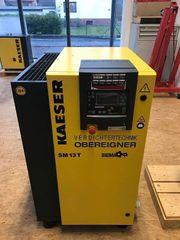 KAESER Schraubenkompressor SM13T 11bar