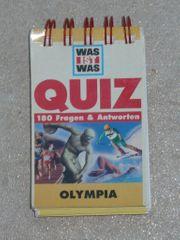 Was ist Was Quiz - Olympia