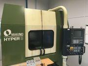 Bearbeitunszentrum Makino Hyper5