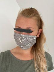 Mund-Nasen-Maske Gesichtsmaske