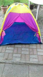 verkaufe Kinder mini Zelt