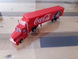 Bild 4 - Drei LKW Coca Cola zum - Gemmingen