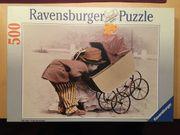 Zwei Puzzle von Ravensburger je
