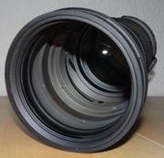 Sigma 120-300mm f2 8 Sport