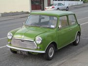 Motor Moris Mini Oldtimer Mini