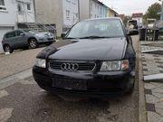 Audi A3 1 6 Schwarz