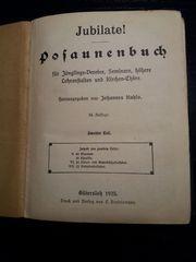 Kuhlo Posaunenbuch Jubilate Zweiter Teil