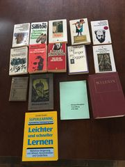 15 Bücher