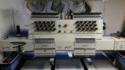 Stickmaschine Happy HCG 1502
