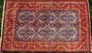 Isfahan Sammlerteppich Orientteppich antik T100