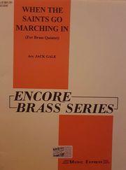 Noten Brass - Quintet When The