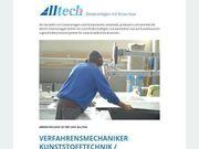 Verfahrensmechaniker Kunststofftechnik Kunststoffschlosser